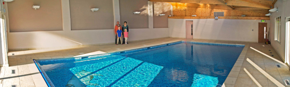 Our Pool At Yeowood Farm Wrington Somerset Private Hire Swimming Pool Docs